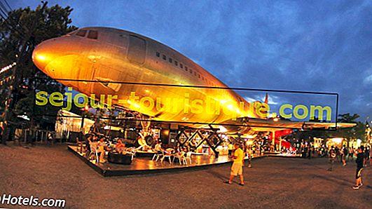 Panduan untuk Pasar Malam Plane Chang Chui Bangkok