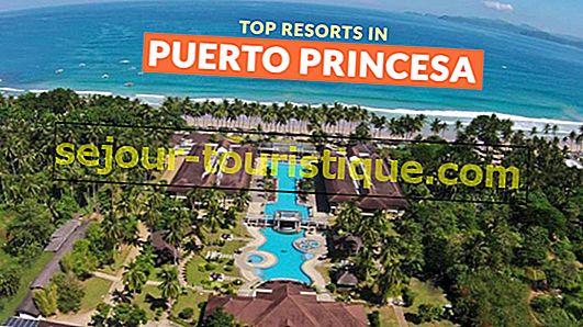 Hotel dan Resor Mewah Terbaik di Puerto Princesa, Filipina
