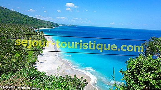 10 Pantai Paling Luar Biasa di Pulau Lombok