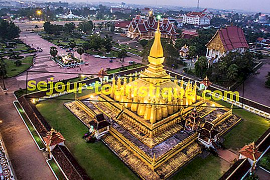 15 attractions incontournables à Vientiane