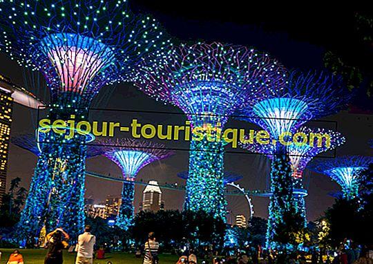10 điều nên làm nhất ở Singapore vào ban đêm