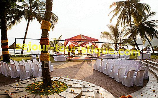 Tempat Pernikahan Terindah di India