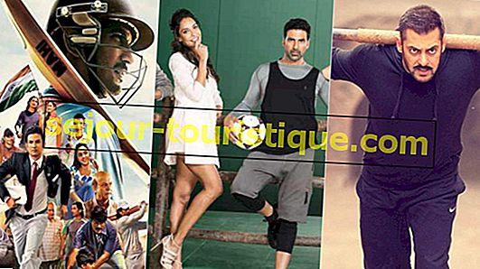 Top 10 bộ phim có doanh thu cao nhất của Bollywood