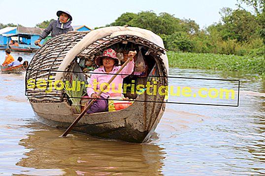 Ungewöhnliche Aktivitäten in Siem Reap, Kambodscha