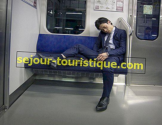 Ngủ trong công việc: Hiện tượng Inemuri của Nhật Bản
