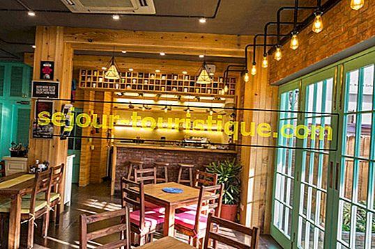 チャンディーガルのベストレストラン10