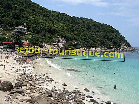 Ini adalah tempat terbaik untuk snorkeling di Thailand