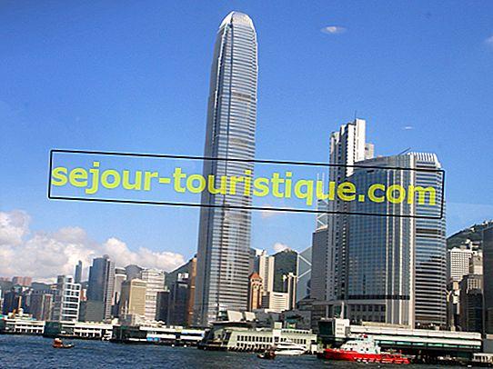 Les bâtiments les plus emblématiques de la ville de Hong Kong