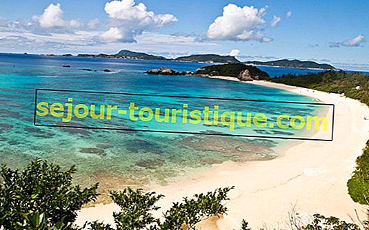 Pantai Terindah di Jepang