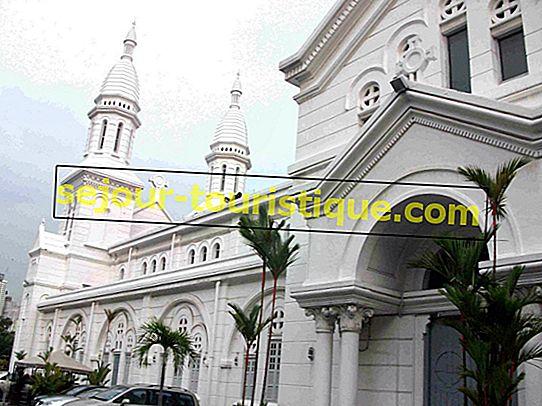 シンガポールで最も美しい10の教会