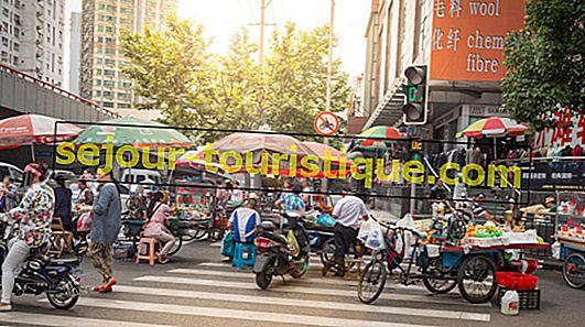 上海の市場への究極のガイド