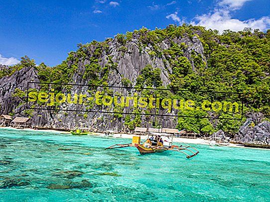 フィリピンで最も美しい21の島
