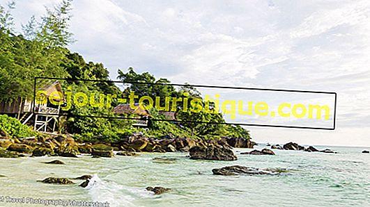 10 Perkara yang Tahu Sebelum Mengunjungi Koh Rong, Kemboja