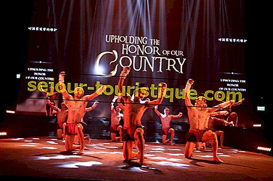 Muay Thai en zijn plaats in de cultuur van Thailand