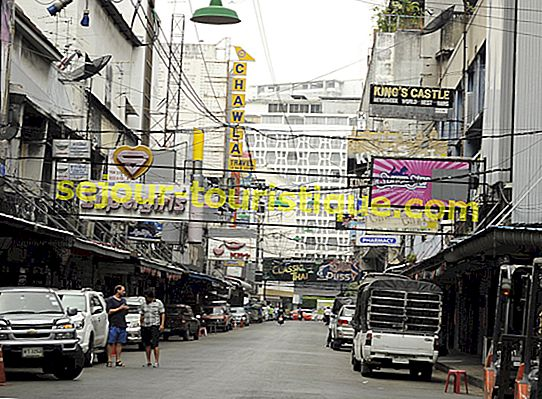 Hướng dẫn về các khu phố đèn đỏ của Bangkok