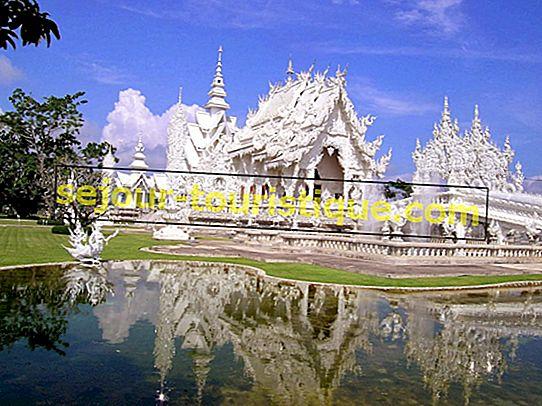 15 Destinasi Terbaik di Thailand