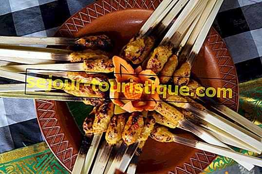 10 Hidangan Tradisional Bali yang Harus Anda Coba