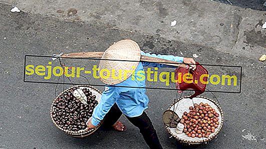 ベトナム人はなぜ円錐形の帽子を被るのですか?