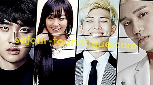 10 nghệ sĩ và ban nhạc K-Pop nổi tiếng nhất
