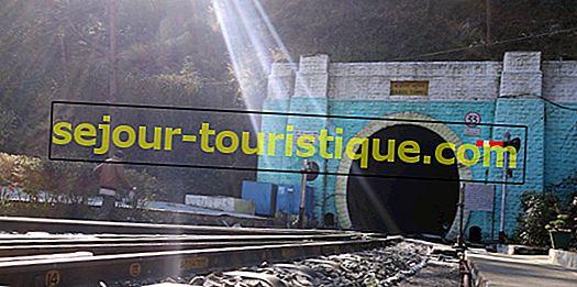 カルカ・シムラおもちゃの列車:地球上で最も美しい鉄道の旅