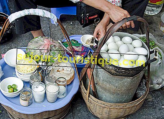วิธีการกิน Balut เหมือนคนฟิลิปปินส์