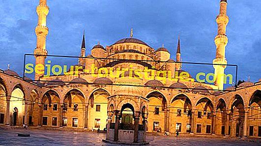 Die 10 schönsten Moscheen der Welt