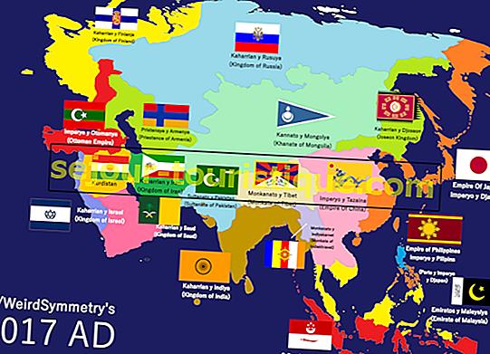 Sejarah Singkat Bendera Tiongkok