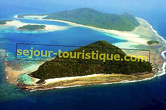 21 Pulau Terindah di Indonesia