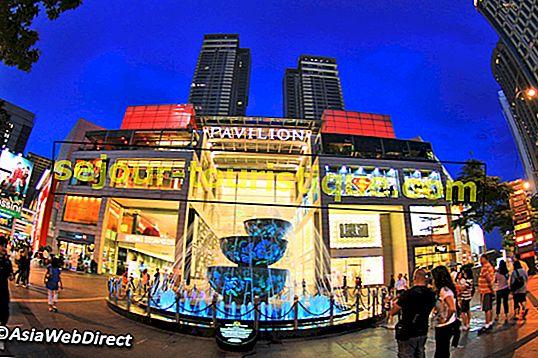 10 Mal Belanja Terbaik di Kuala Lumpur