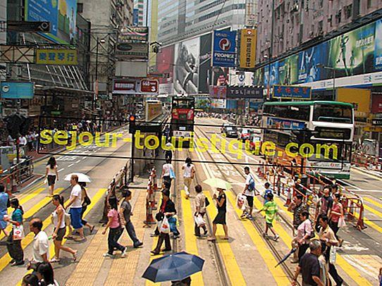 Top 10 des activités à Causeway Bay, Hong Kong