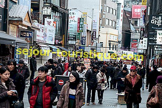 Le Top 10 Des Choses À Faire À Insadong, Corée Du Sud