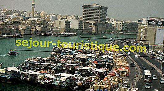 10 perkara yang perlu dilakukan Di Deira, Dubai
