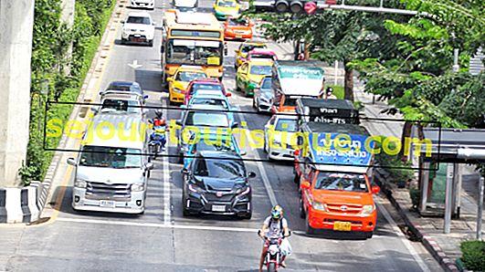 11 lời khuyên cho việc sống sót của hệ thống giao thông công cộng ở Bangkok
