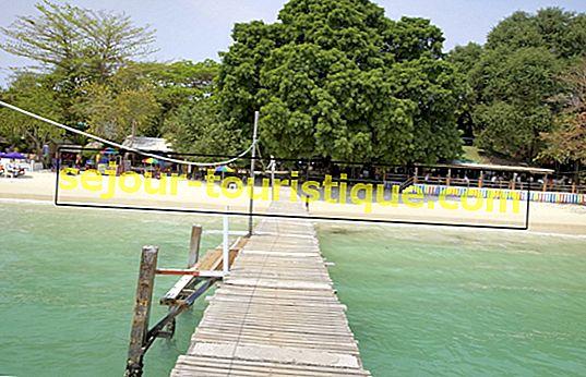 5 bãi biển đẹp nhất gần Bangkok, Thái Lan