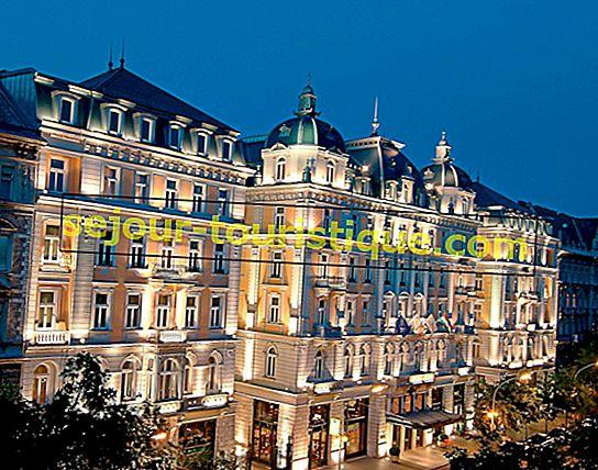 10 อันดับโรงแรมที่ดีที่สุดในบูดาเปสต์