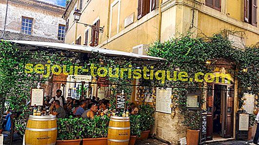 12 Restoran Terbaik di Trastevere, Rom