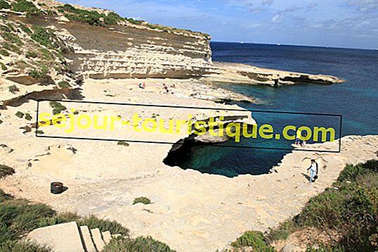 Les 10 plus belles plages à visiter à Malte