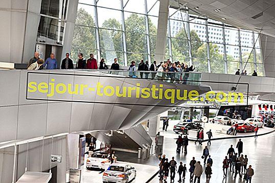 10 Hal yang Perlu Diketahui Sebelum Mengunjungi BMW Welt, Munich