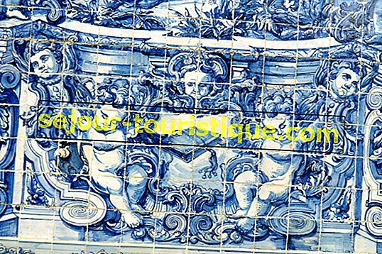 Sejarah Singkat Ubin Azulejo Cantik Portugal