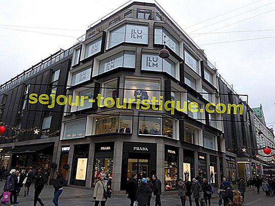 Panduan untuk Pusat Membeli-belah Terbaik di Copenhagen