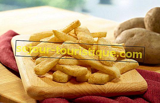 10 điều bạn chưa biết về khoai tây chiên Bỉ