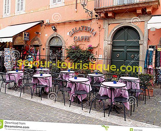 Les 10 meilleurs cafés à Rome