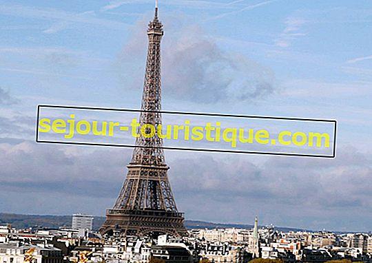 Pourquoi il est illégal de prendre des photos de la Tour Eiffel la nuit