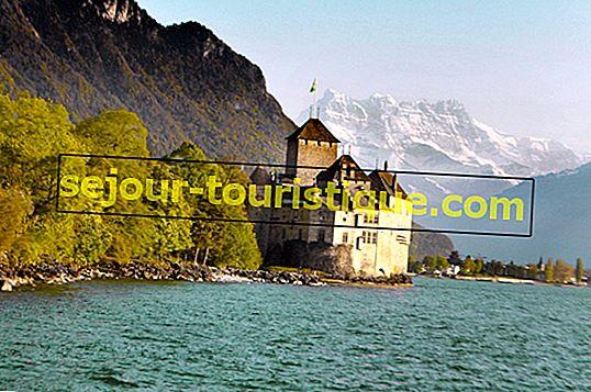 Les 10 plus belles villes de Suisse