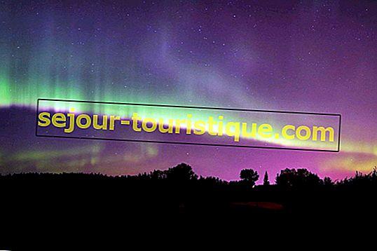 Đây là những nơi tốt nhất để xem đèn phía Bắc ở Scotland