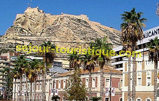 10 Hal Terbaik Yang Dapat Dilihat Dan Dilakukan Di Alicante