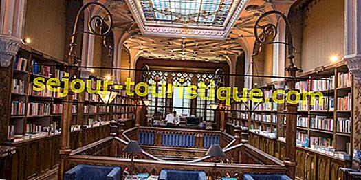 エディンバラで最も美しい書店