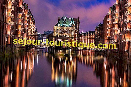 Tại sao cuộc sống về đêm của Hamburg có thể là tốt nhất ở châu Âu