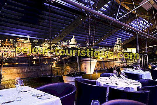 7 Restoran Terbaik Di Bank Selatan, London