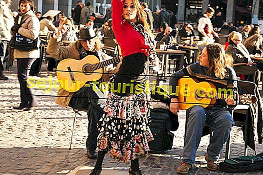 Tempat Terbaik Untuk Menyaksikan Flamenco Di Madrid